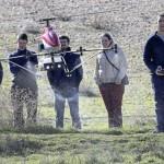 El 'dron' fumigador que puede con la avispa asiática y apaga incendios