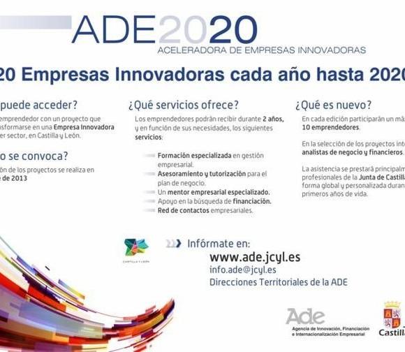Seleccionados doce proyectos innovadores para una nueva edición de 'Aceleradora ADE2020'